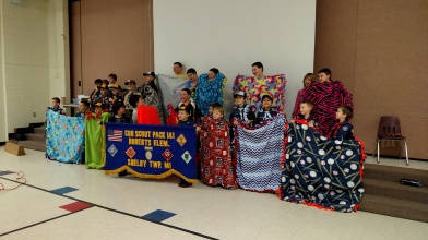 Cub Scout Pack 141, Robert Elem. Shelby Twp.