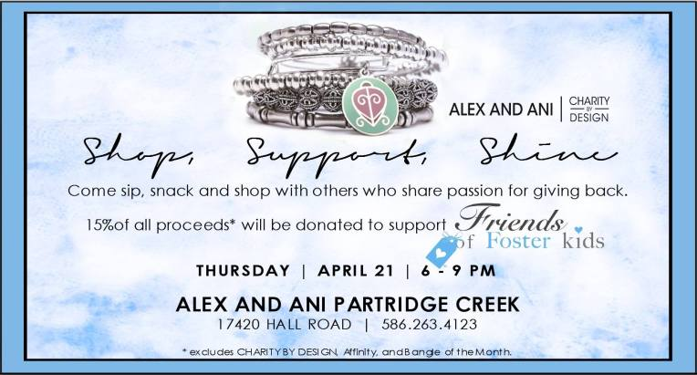 Alex & Ani 2016 Event