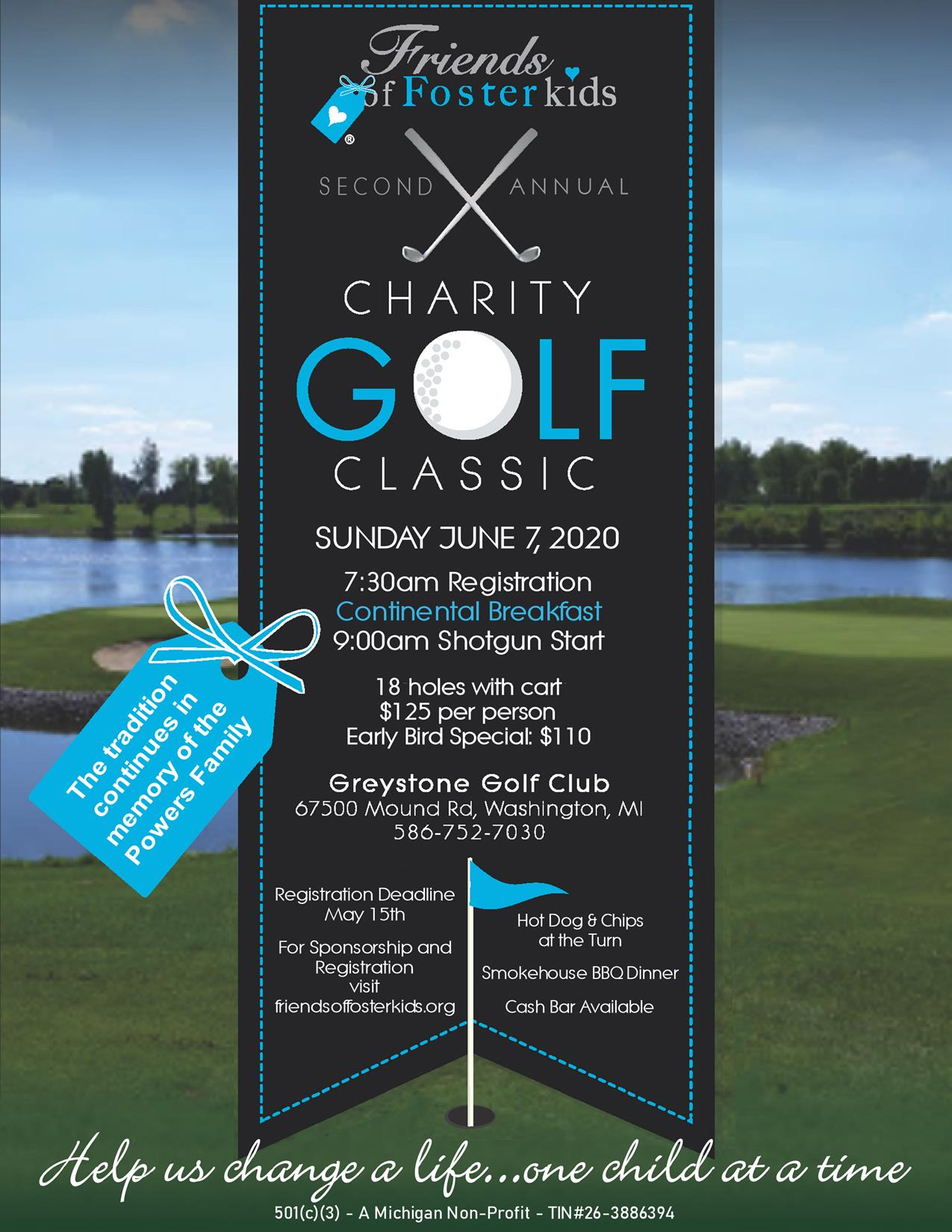 2020 Golf Classic Flyer for web